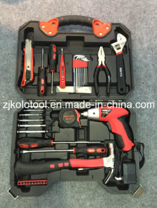 36PCS Rechargeable Electric Screwdriver Combi Tool Set pictures & photos