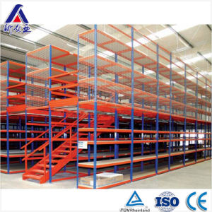 High Space Use Customized Warehouse Mezzanine pictures & photos