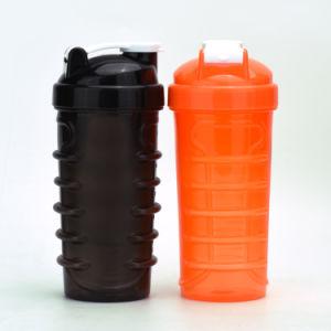700ml shaker bottle logo printing, plastic shaker joyshaker bottle, protein shaker bottle