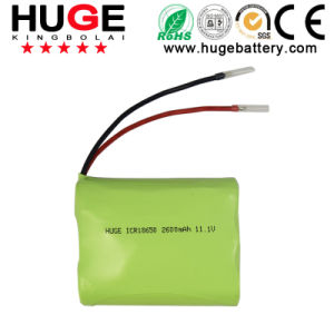 Kbl High Quality 2600mAh Lithium Battery pictures & photos