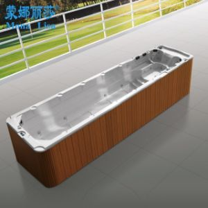 12 People Double 110V Big Outdoor Swim SPA pictures & photos