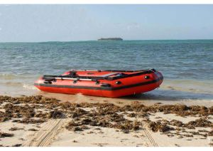 Aqualand 13feet 3.85m Semi-Rigid Inflatable Rescue Boat/Fishing Rubber Boat (aql-385) pictures & photos