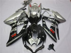 Silver and Black Fairings Gsxr600/750 08 10