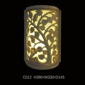 Sandstone Resin Sculpture LED Light Lantern pictures & photos