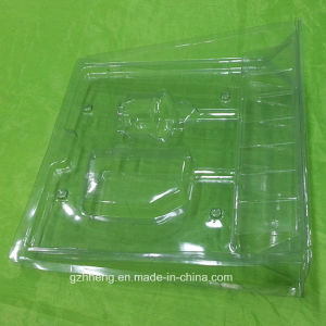 custom plastic tray (PET box) pictures & photos