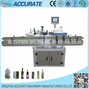 Automatic Round Bottle Self-Adhesvie Labeling Machine (MPC-100) pictures & photos