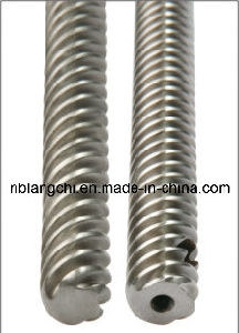 Multi Starts Trapezoidal Thread Parts Leadscrew Tr18X18 (p4.5) pictures & photos