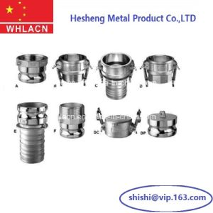Precision Casting Flexible Hose Groove Fittings Coupling Adapter (Type D) pictures & photos