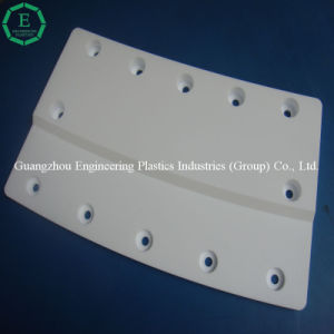 High Performance Custom Made White Teflon Plate pictures & photos