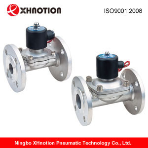 2W Series Flange Connection Solenoid Valve 2W350-35 pictures & photos