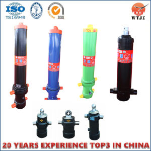 Telescopic Hydraulic Cylinder for Truck Body Hydraulic Cylinder pictures & photos