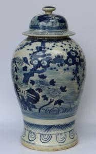 Blue and White Porcelain -Big Jar (LJ-87) pictures & photos