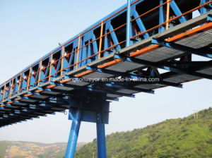 Long Distance Tubular Conveyor System for Conveying Bulk Material pictures & photos