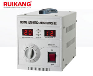 40A Digital Automatic Charger with 12V/24V DC Battery pictures & photos