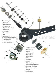 Truck/Bus/Semi-Trailer Parts Brake Adjuster pictures & photos