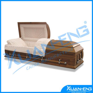Wooden Coffin or Casket with European&American Style pictures & photos