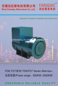 Two Year Warranty China Faraday Brand Brushless AC Alternator Generator pictures & photos