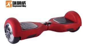 6.5 Inches Two Wheel Balance Electric Scooter&Skateboard Red Color pictures & photos
