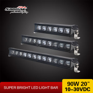 20 Inch 90W on-Road Legal High-Low Beam LED Light Bar pictures & photos