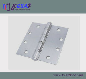 304 Stainless Steel Butt Door Hinge with 4 Ball Bearing (454030SS-B2)