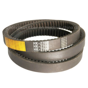 Toothed Agricultural V Belt for Clutch (HK) pictures & photos