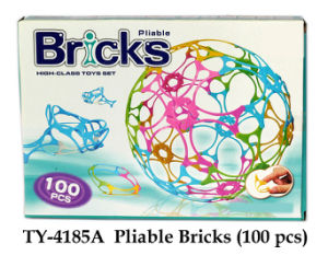 Pliable Bricks Toy pictures & photos