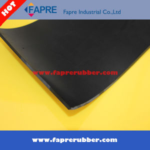 NBR Rubber Sheet/Industrial Oil-Resistant Black NBR Rubber Sheet/Rubber Flooring Mat. pictures & photos
