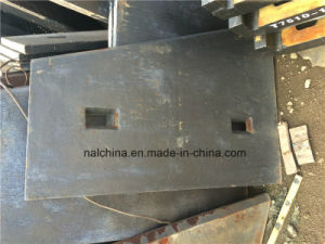 High Manganese Steel Liner for Crusher Mn13cr2 pictures & photos
