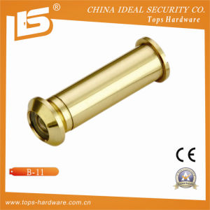 High Quality Zinc Alloy Material Door Viewers (B-11) pictures & photos