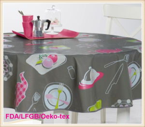 PVC Table Cloth Made in China pictures & photos