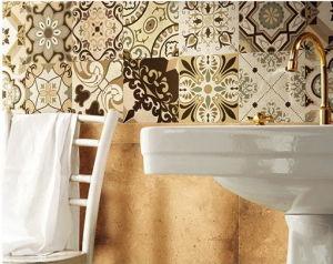 Glazed Polished Porcelain Flooring Tile (RS-PV6001M1) pictures & photos