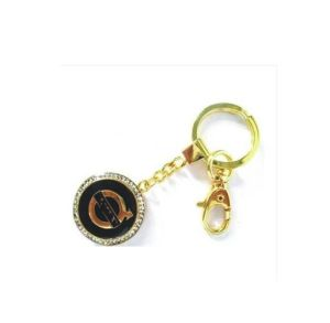 Coin Keychain, Keyring with Car Sign (GZHY-KA-015) pictures & photos