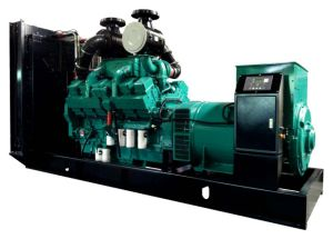 825kVA Standby Power Cummins Industrial Diesel Generator Set pictures & photos