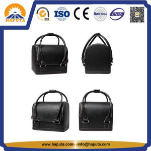 PU Vanity Bag & Leather Cosmetics Bag (HB-6610) pictures & photos