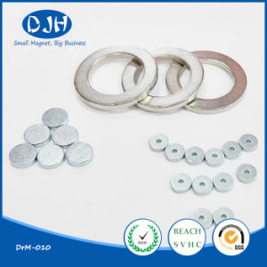 Strong Permanent Sintered NdFeB Round Magnet for Moto/Speaker pictures & photos