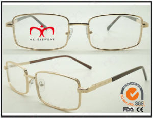 New Fashion Hot Selling Eyewear Frame Metal Optical Frame (WFM501011) pictures & photos