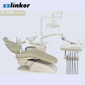 Suntem St-D307 Low Mounted Complete Dental Chair pictures & photos