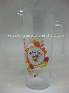 1600ml Plastic Water Jug with Side Handle pictures & photos