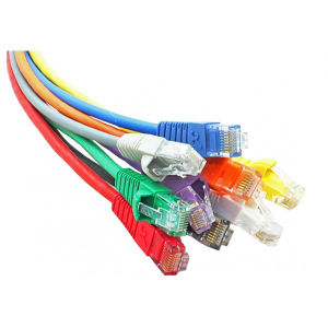 24 AWG UTP Cat5e Patch Cable pictures & photos