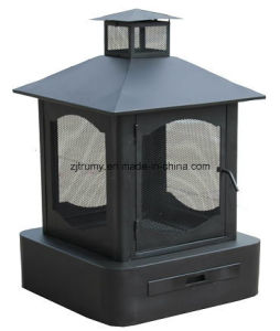 Square New Design Outdoor Firepit pictures & photos