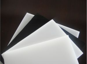Plastic PE HDPE Sheet Manufacturer pictures & photos