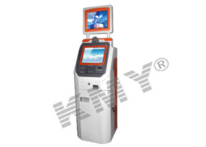 OEM/ODM Hotel Check-in Payment Kiosk Check out Kiosk pictures & photos