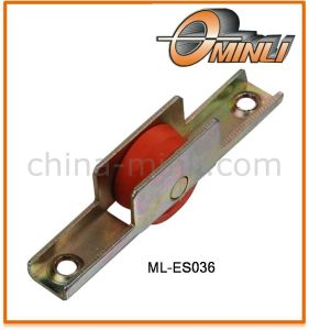 Machining Part of Steel Pulley with Single Roller (ML-ES036) pictures & photos