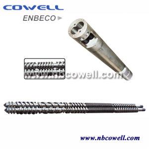 Screw Barrel for PVC Granulation Machine pictures & photos