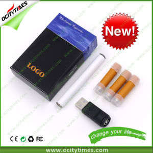 Disposable Cigarette/Mini E-Cigarette with Disposable Cartomizer pictures & photos