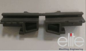 PA66 Plastic Slot Fasteners Parts and Mould pictures & photos