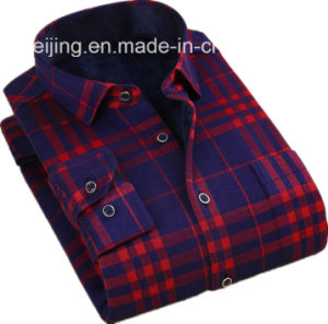 Self-Heating Men′s Shirt