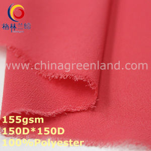 Spandex Polyester Chiffon Jacquard Fabric for Garment Blouse (GLLML343) pictures & photos