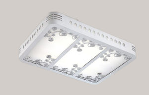 32*2W/ 64*2W Wooden Tri-Color LED Ceiling Light with Rectangular Shape pictures & photos