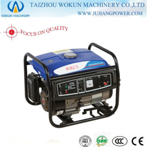 2000wate YAMAHA 2700 Single Phase Gasoline Generator with CE/Soncap pictures & photos